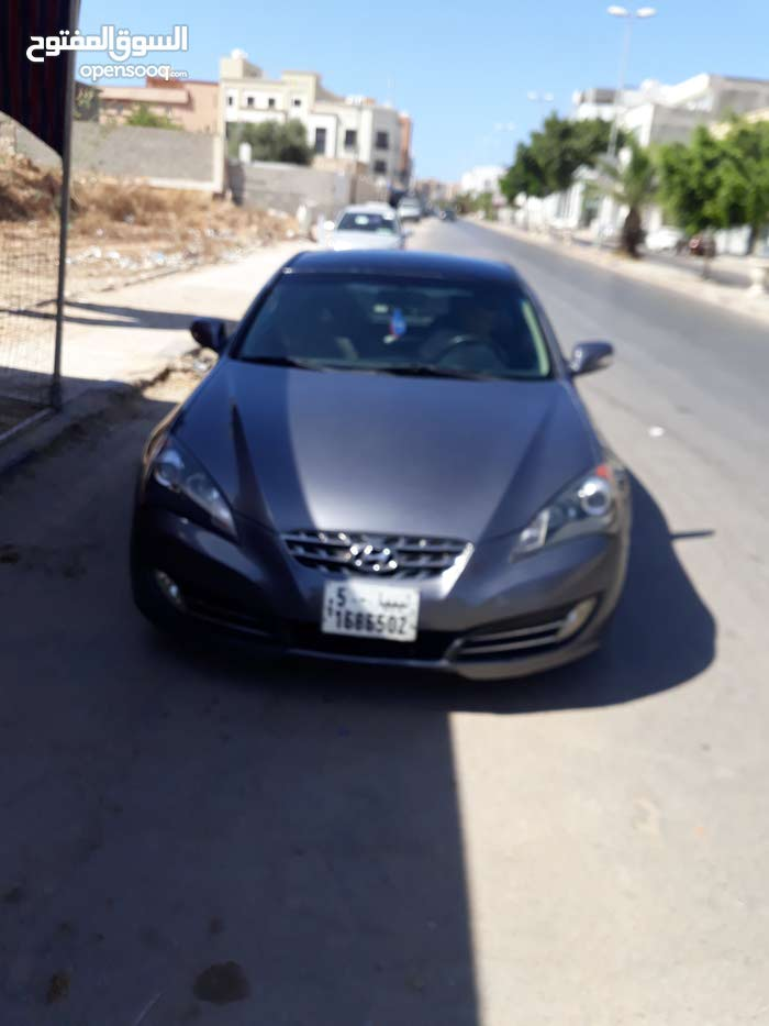 For sale Used Hyundai Genesis Coupe