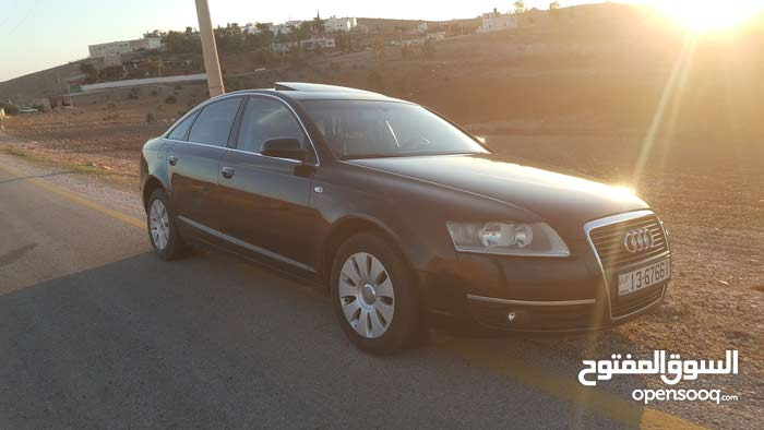 Gasoline Fuel/Power   Audi A6 2008