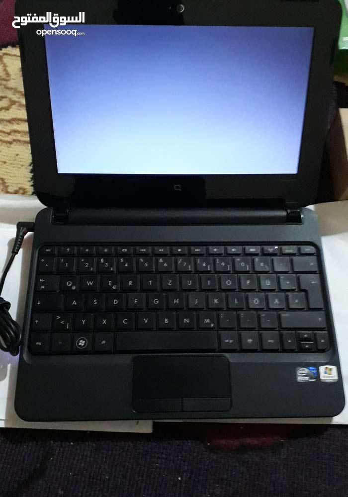 لابتوب كمبيوتر حجم صغير من نوع كومباك (Compaq)