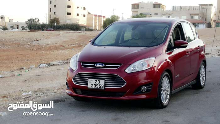 Ford C-MAX 2013 For sale - Maroon color