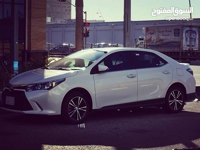 Used Toyota Corolla for sale in Jeddah