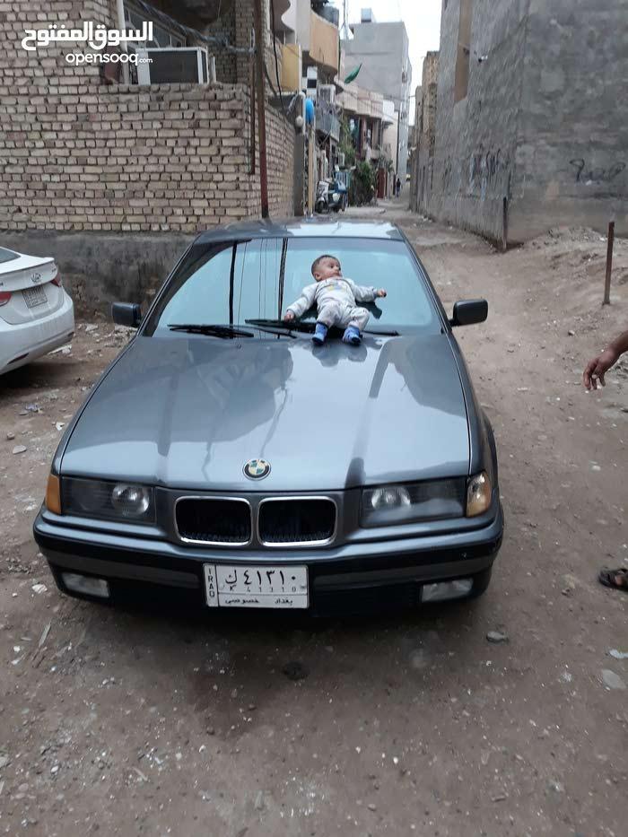 Gasoline Fuel/Power   BMW 320 1991