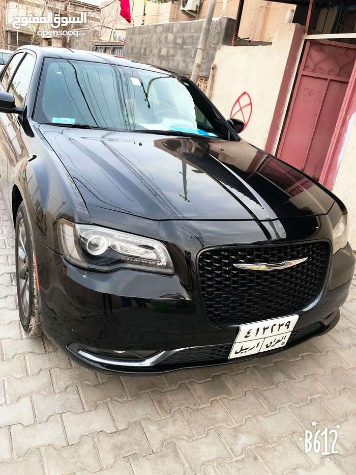 Automatic Chrysler 2015 for sale - New - Basra city