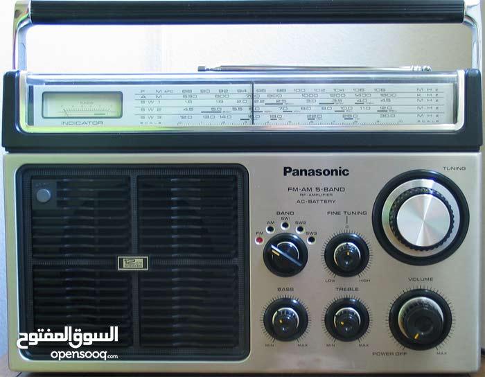 مطلوب راديوات قديمة