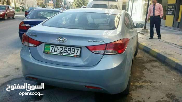 Hyundai Elantra in Amman for rent