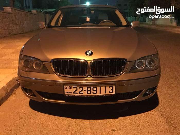 Gasoline Fuel/Power   BMW 730 2007