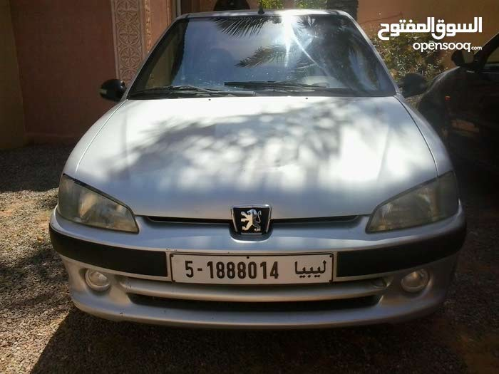 2002 Used 106 with Manual transmission is available for sale