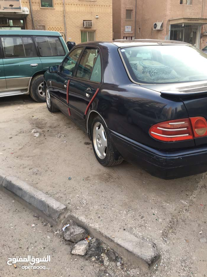Used condition Mercedes Benz C 240 1999 with 0 km mileage