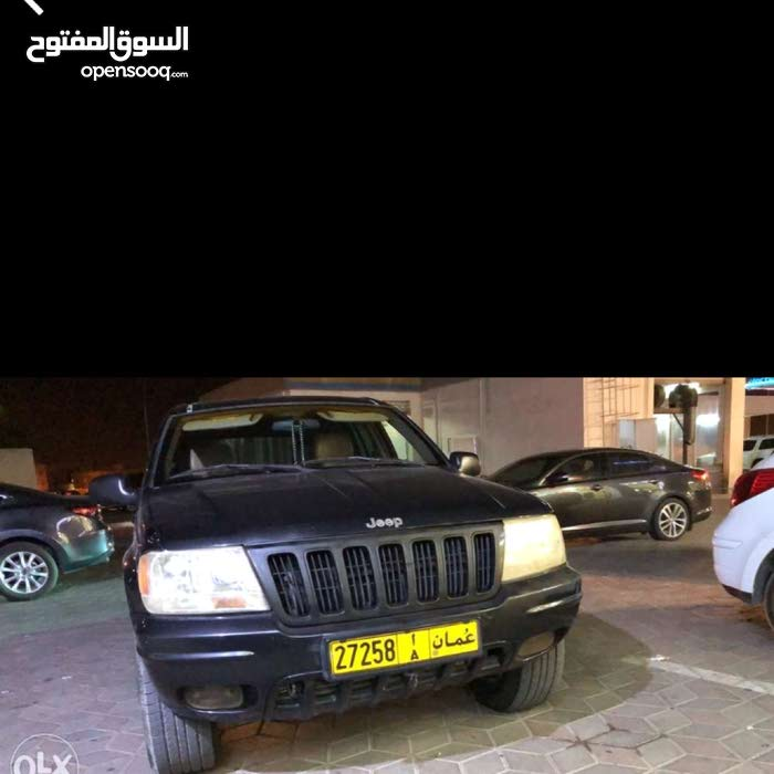 Used condition Jeep Grand Cherokee 2001 with  km mileage
