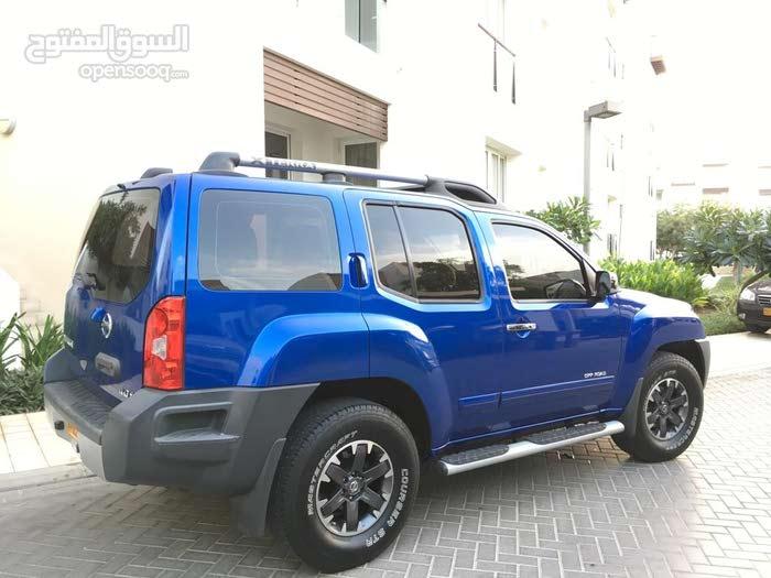 Xterra 2015 OFF ROAD (Oman car)