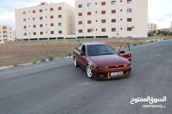 For sale Mitsubishi Lancer car in Irbid