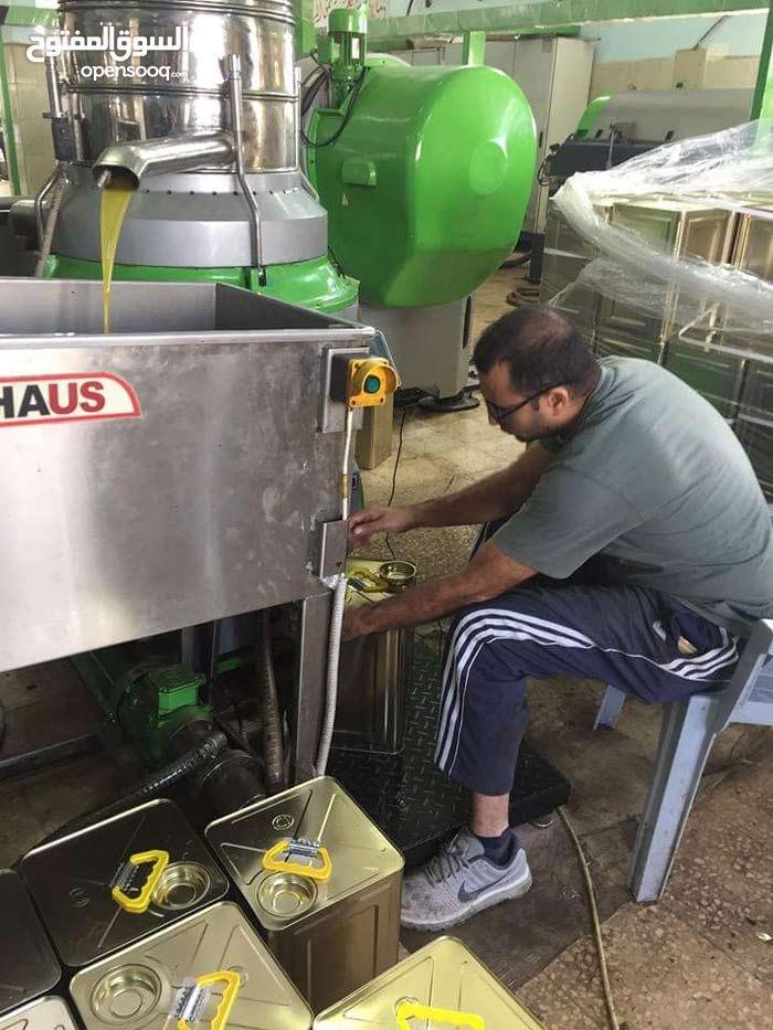 زيت زيتون مادبا مزرعة نموذجية 17 كيلو نخب