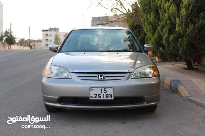 Honda Civic 2001 For Sale