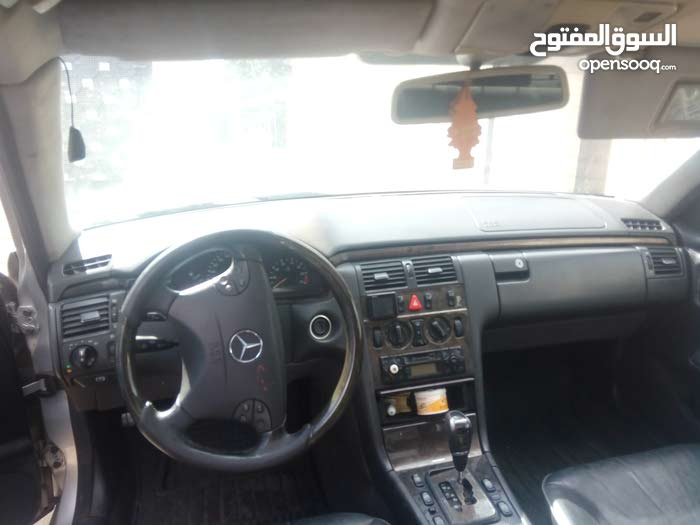 2000 Used E 200 with Automatic transmission is available for sale