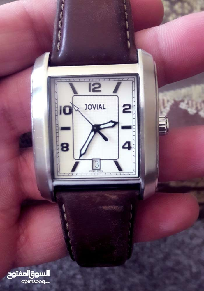 جوفيال .. سويسري jovial  swiss made