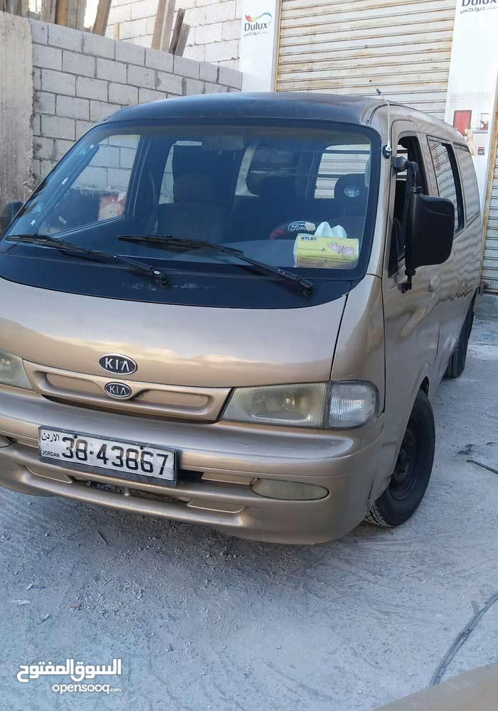 Best price! Kia Borrego 1997 for sale