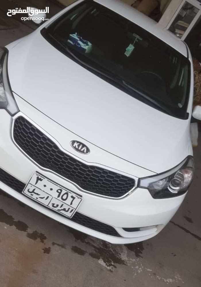 kia cerato 2013 for sale - white color