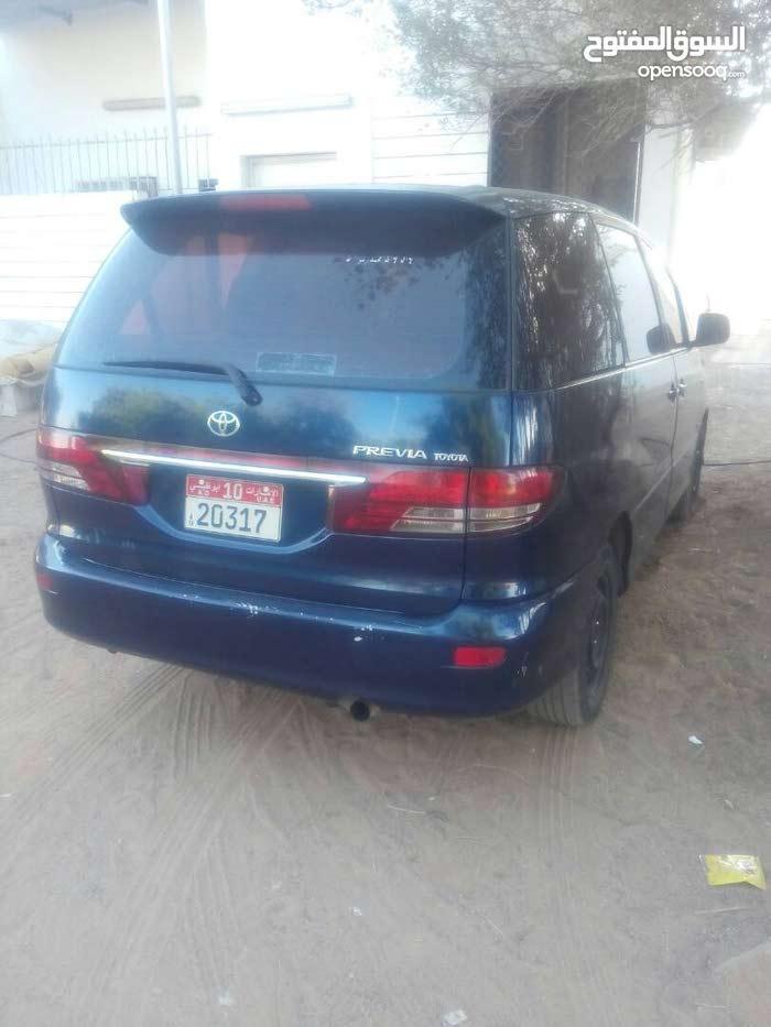 2005 Toyota Previa for sale in Al Ain