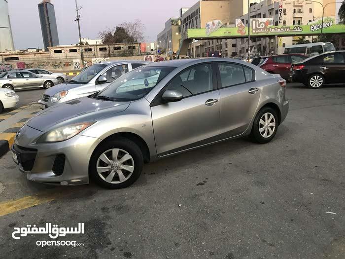 Used condition Mazda 3 2013 with 90,000 - 99,999 km mileage