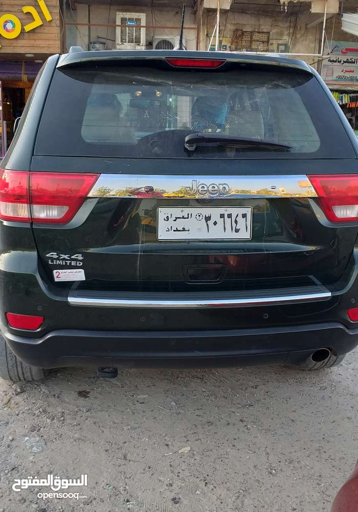 Jeep Laredo 2011 in Baghdad - Used