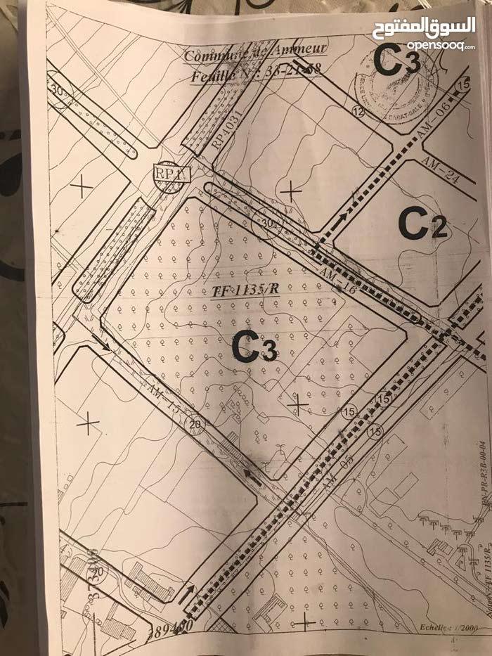 أرض للبيع في سلا الجديدة سكنية R+4