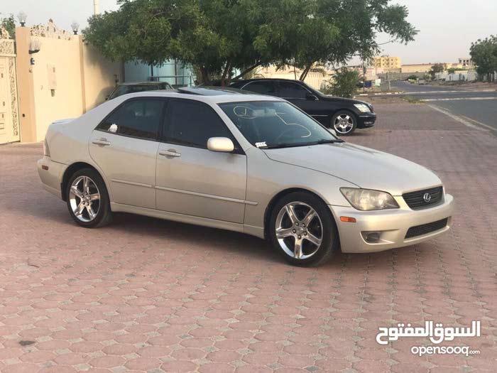 Lexus IS for sale in Ajman
