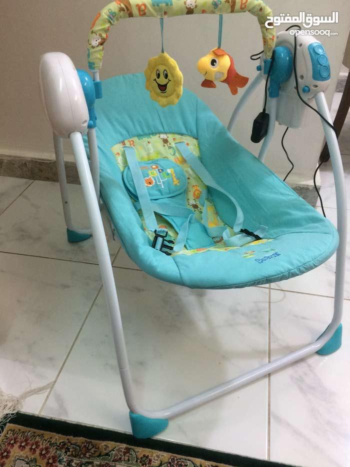 كرسي هزاز كريكوت الطفل