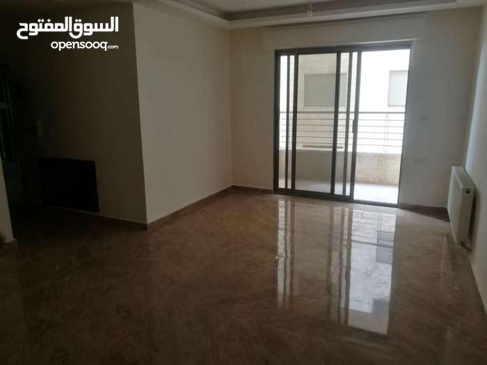 شقة مميزة للبيع 123 متر طابق أرضي في تلاع العلي