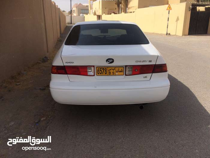 Automatic Toyota 2001 for sale - Used - Al Kamil and Al Waafi city