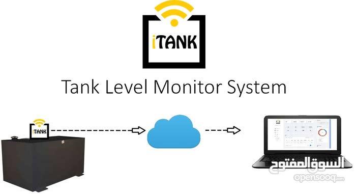 جهاز iTank لقياس مستوى خزان الديزل أو الماء عن طريق الموبايل