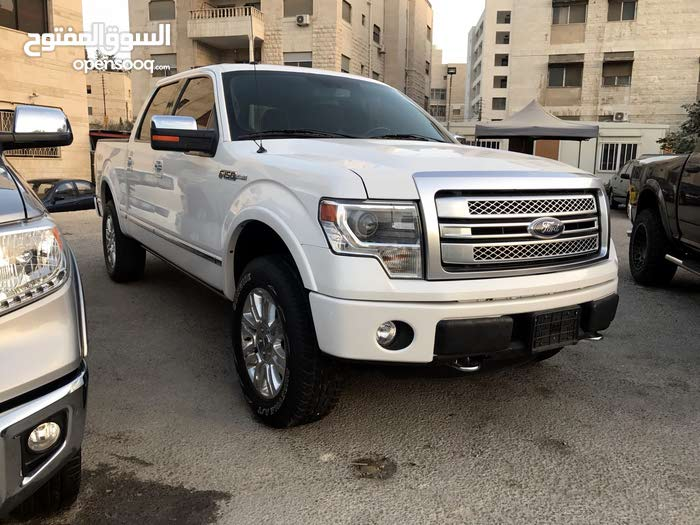 Ford F-150 made in 2013 for sale