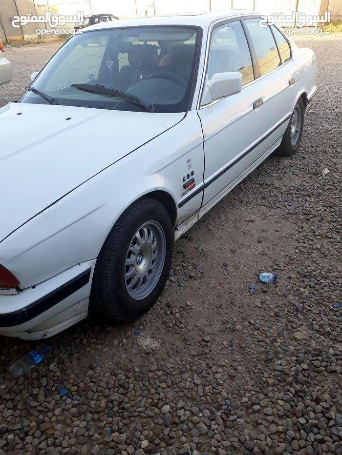 km BMW 525 1991 for sale