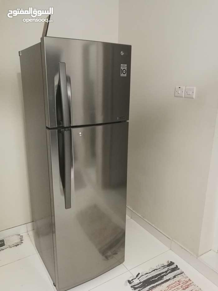 ثلاجة LG  420 لتر