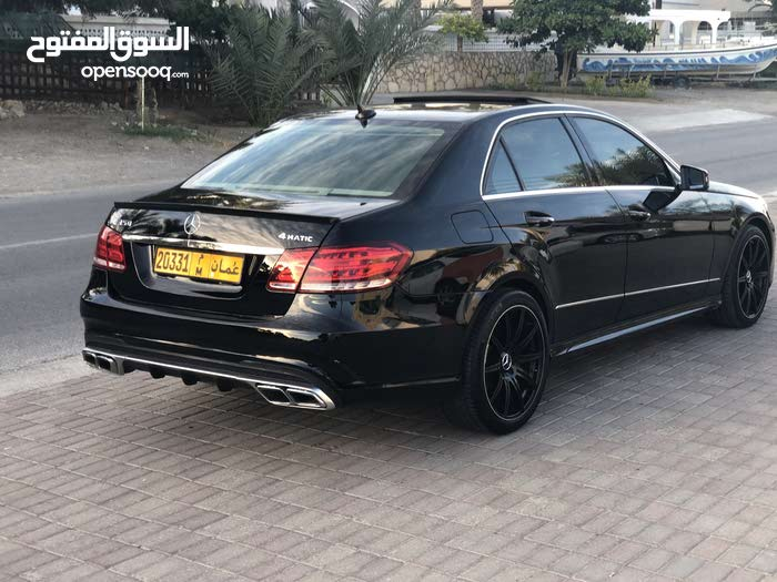 Automatic Mercedes Benz 2013 for sale - Used - Muscat city