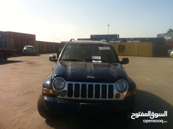 km mileage Jeep Liberty for sale