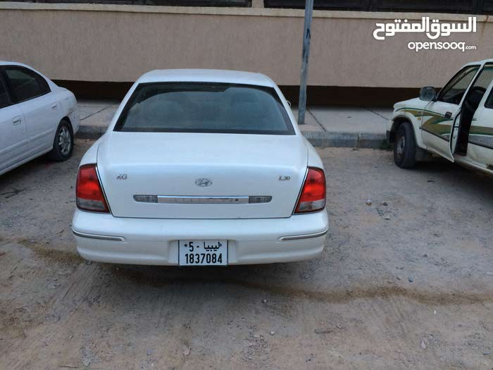 +200,000 km Hyundai Azera 2002 for sale