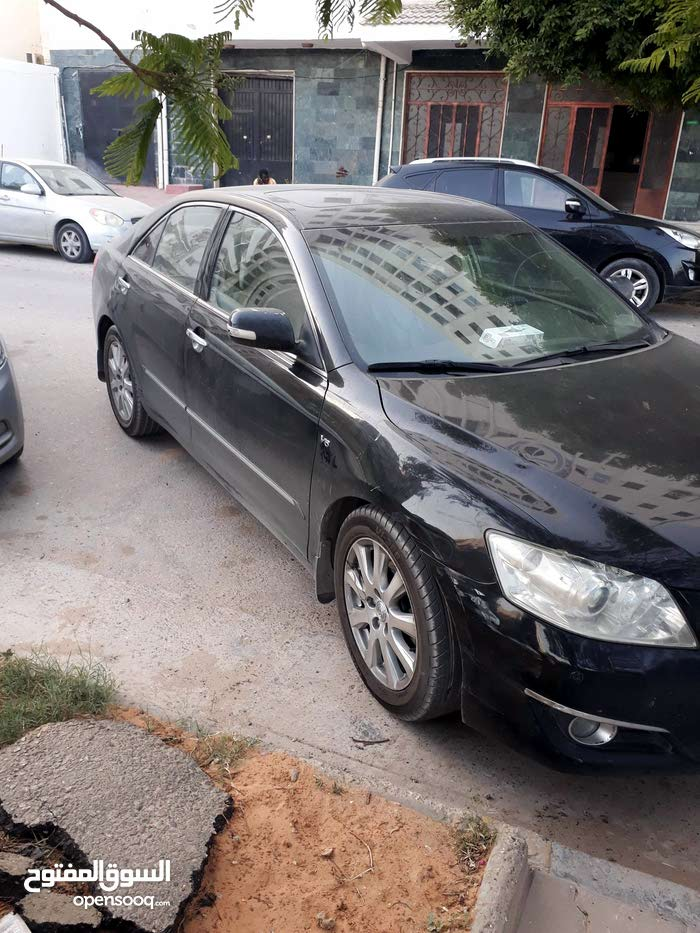 Toyota Aurion made in 2009 for sale