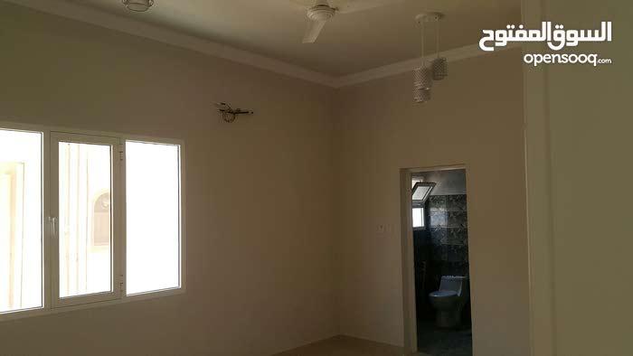 Al Maabilah neighborhood Seeb city - 112 sqm apartment for sale
