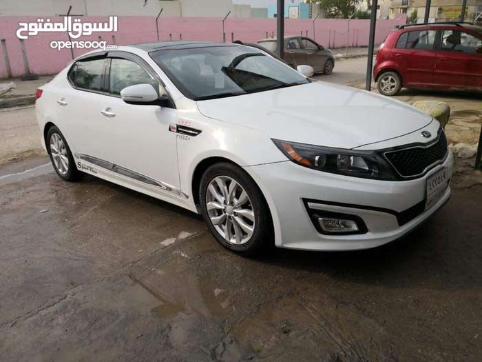 Automatic New Kia Optima