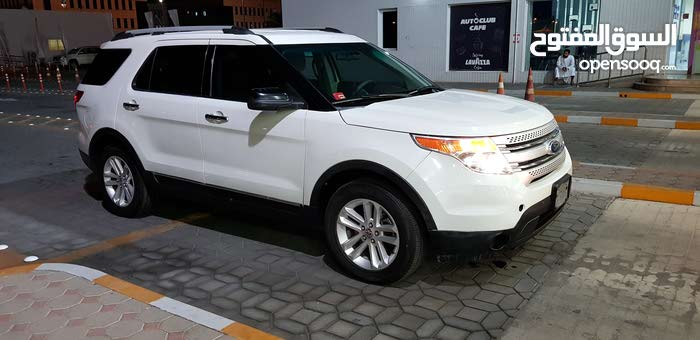 Ford Explorer for sale in Abu Dhabi