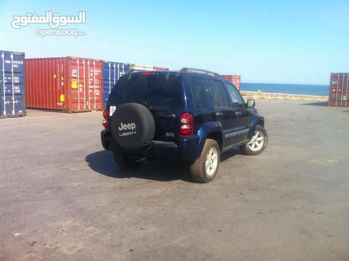Used Jeep Liberty in Al-Khums
