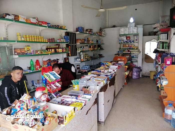 سوبر ماركت للبيع مقابل مدرسة جمانة بنت أبي طالب