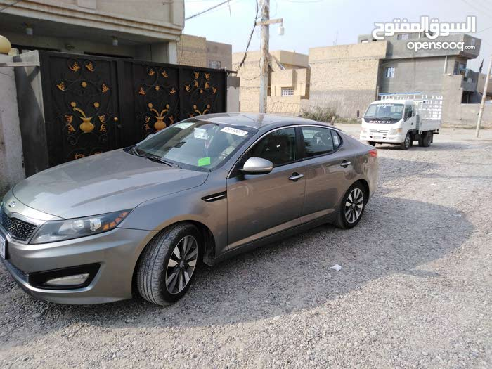 2013 New Optima with Automatic transmission is available for sale