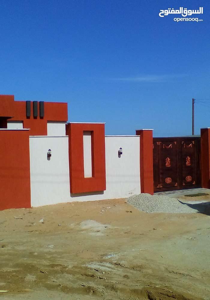 السلام عليكم عندي منزل للبيع في في قصر بني غشير في منطقه بير العالم