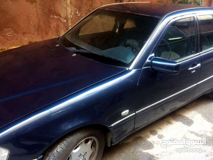 Used condition Mercedes Benz C 200 1996 with 10,000 - 19,999 km mileage