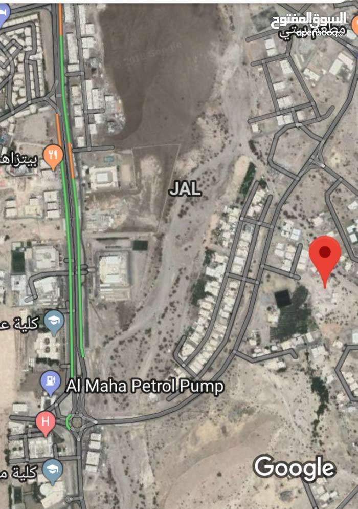 ارض للاستثمار في بوشر قريب مستشفى مسقط الخاص