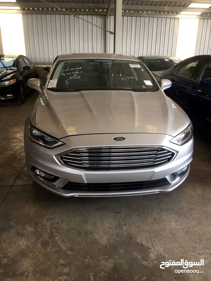 Used 2018 Fusion for sale
