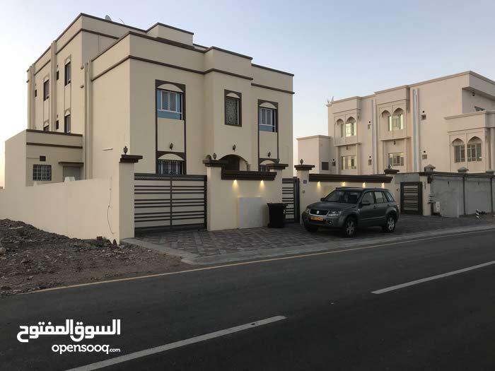 شقة للايجار 91م في مسقط