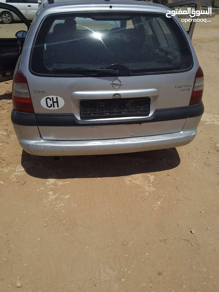 Opel Astra Used in Benghazi