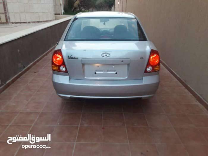 Used condition Hyundai Verna 2004 with 0 km mileage